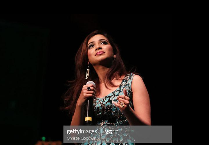 Shreya Ghoshal Successful and Beautiful Women in India