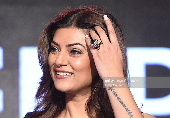Skincare Routine of Celebebrities Sushmita Sen