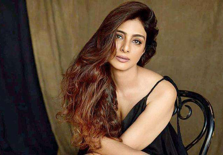Tabu Beautiful Woman in India