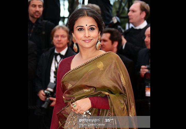 Vidya Balan Successful and Beautiful Women in India