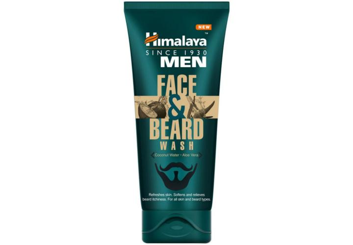 Himalaya Herbals Men Face & Beard Wash Best Men Face Wash in India