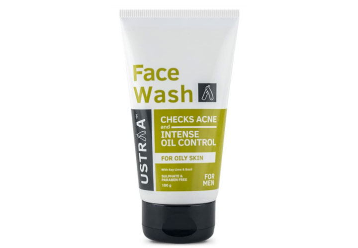 Ustraa Face Wash For Men Best Face Wash for Men in India
