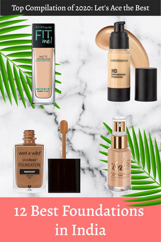 12 Best Foundations In India Affordable Flawless Coverage