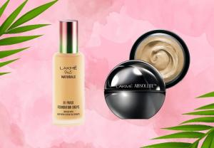Best Lakme Foundations in India
