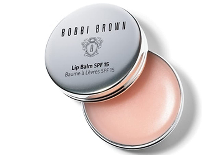 Bobbi Brown Lip Balm SPF 15 Best Luxurious Lip Balm in India