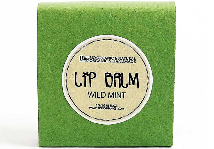 Bon Organics Mint Lip Balm Best Lip Balms in India