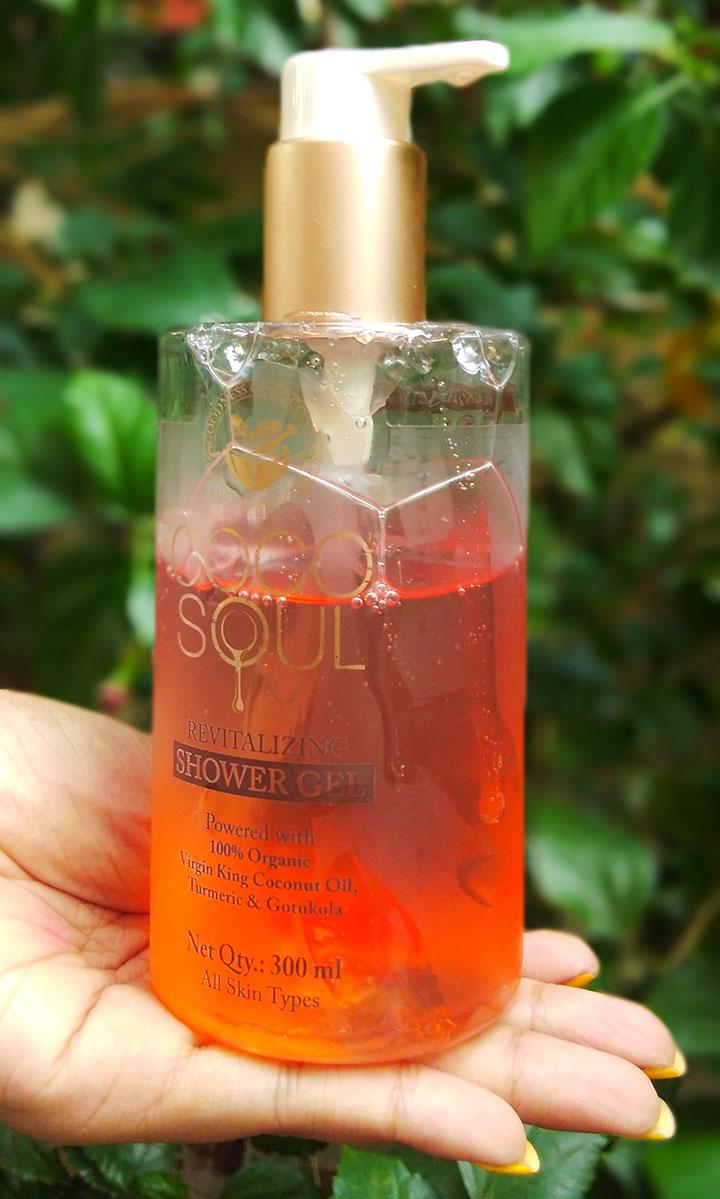 Coco Soul Revitalizing Shower Gel