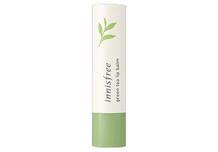 Innisfree Green Tea Lip Balm Best Lip Balms in India