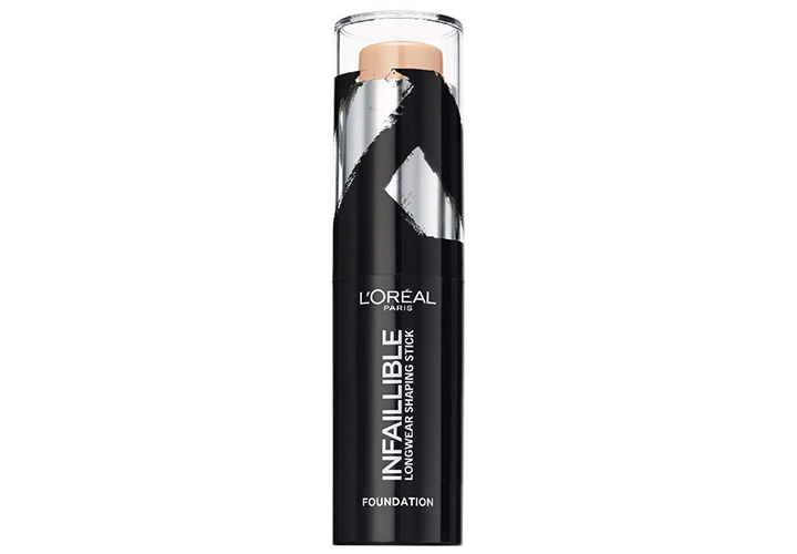 L'Oréal Paris Infallible Foundation Stick Best Stick Foundations in India
