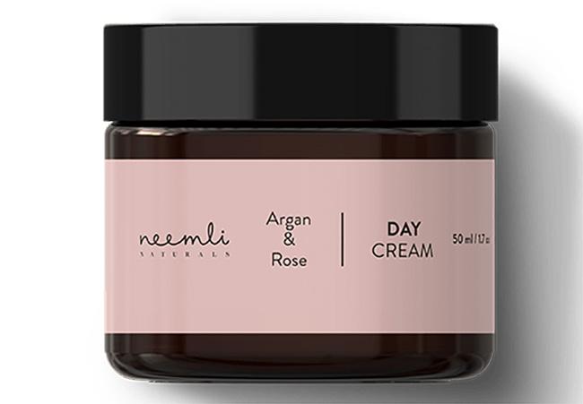 Neemli Naturals Argan and Rose Day Cream Best Paraben Free Moisturizers in India
