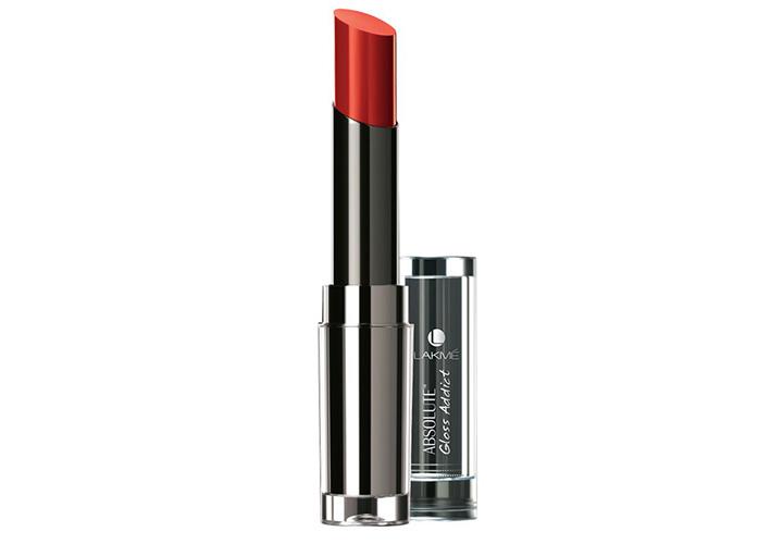 Lakme Absolute Gloss Addict Lip Color Best Lakme Lipsticks