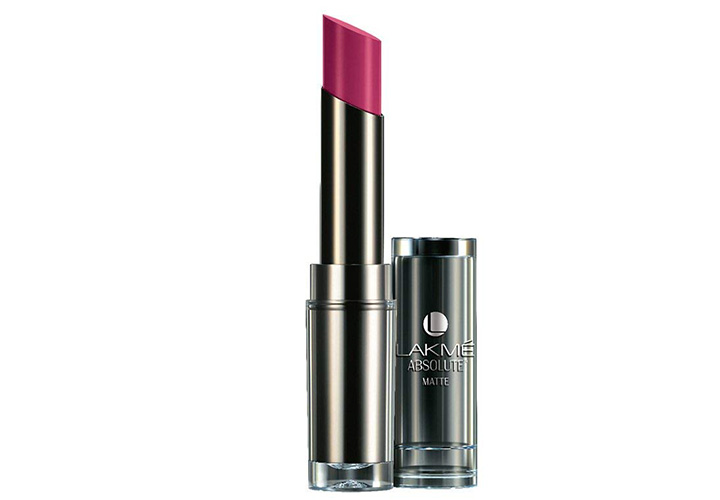 Lakme Absolute Sculpt Matte Lipstick Best Lakme Lipstick Available in India