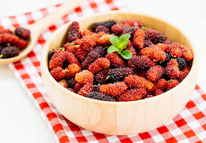 Nutritional Value of Shahtoot or Mulberry Fruit