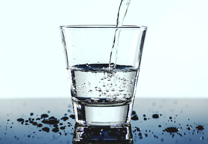 Water Intake is Not Enough for Good Skin