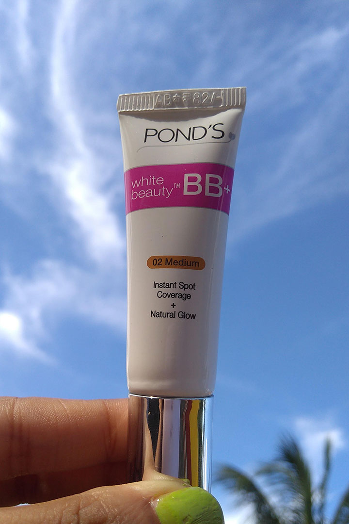 Pond's White Beauty BB+ Fairness Cream in 02 Medium Shade