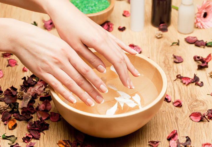 Simple Steps to Do Hand Spa at Home