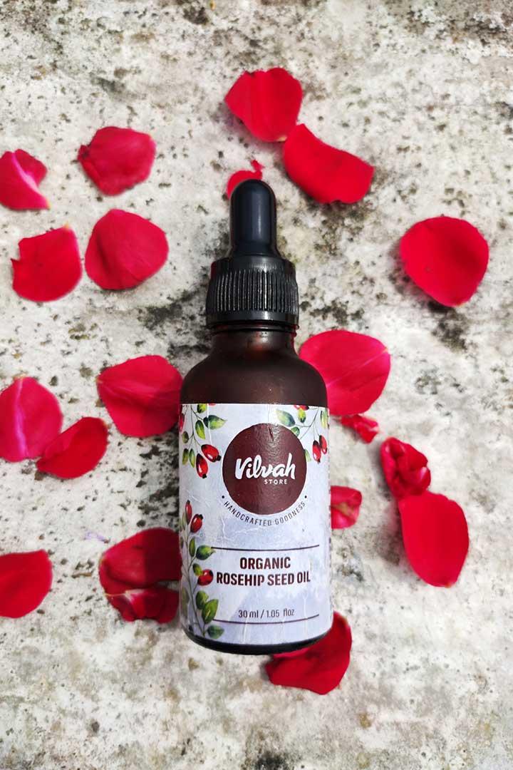 Vilvah Organic Rosehip Oil