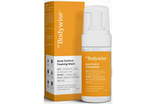 Be Bodywise Acne Control Face Wash Best Face Wash for Women in India