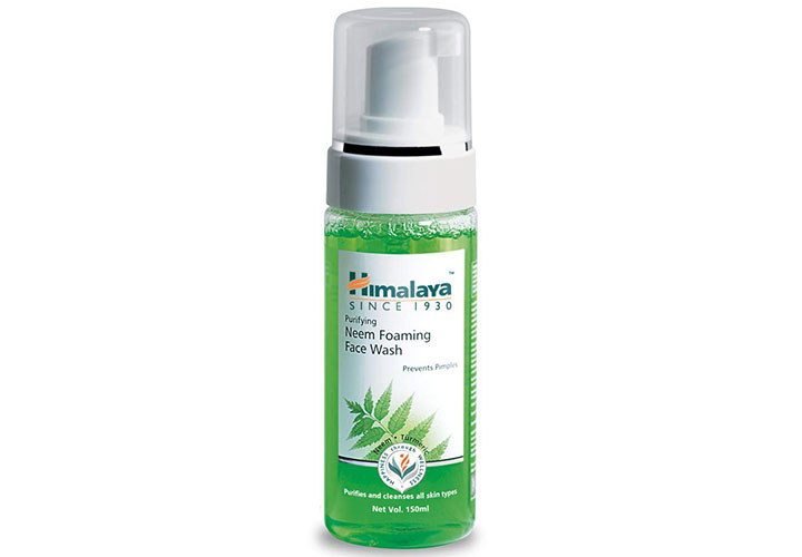 Himalaya Herbals Foaming Neem Face Wash Best Face Wash for Women in India