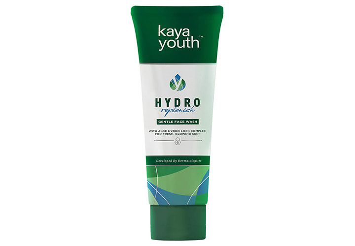 Kaya Youth Hydro Replenish Gentle Aloe Vera Face Wash Best Face Wash for Women in India