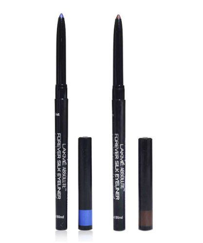 Lakme Absolute Forever Silk Eyeliner Best Eyeliner from Lakme