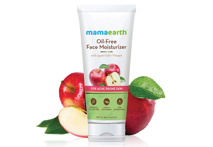 Mama Earth Oil Free Face Moisturizer Best Indian Moisturizer for Oily Skin
