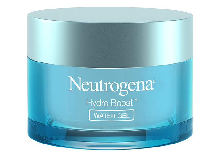 Neutrogena Hydro Boost Water Gel Best Moisturizer for Oily Skin in India