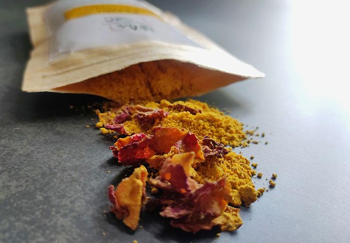 The Earthen Charm Ubtan Powder
