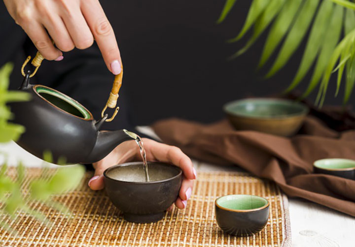 Beverages like Green Tea aids to Lose Weight