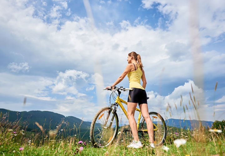 Cycling is Amazing to Lose Weight Fast