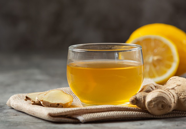 Ginger Tea is Beneficial for Weight Loss in 10 Days