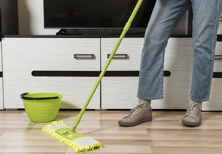 Household Chores is Another Amazing Way to Burn Fat at Home Easily