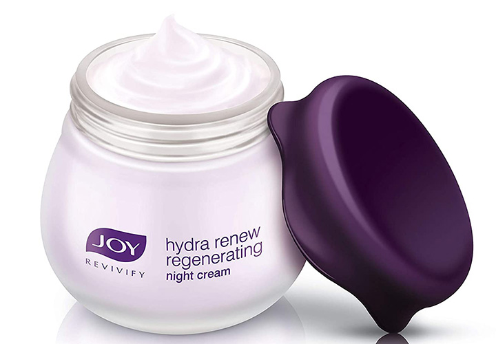 Joy Revivify Hydra Renew Regenerating Night Cream Best Night Cream for Indian Skin