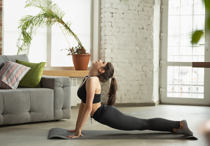 Power Yoga Helps a Lot to Reduce Fat Easily