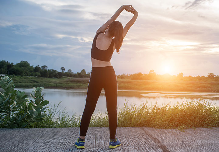 Stretching is a Great Exercise for Weight Loss
