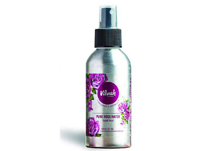 Vilvah Pure Rosewater Face Toner Best Rose Water in India