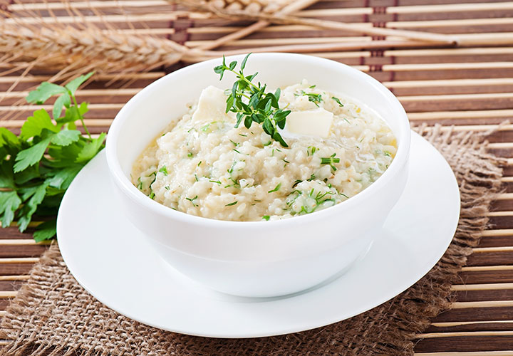 Wheat Porridge is a Healthy Choice of Food for 10 Day Weight Loss Programme