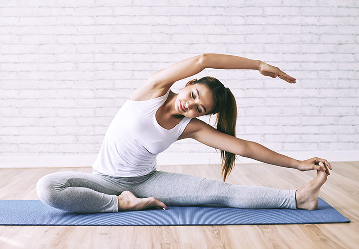 Yoga is One of the Best Ways to Lose Weight Healthily