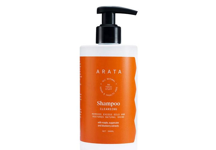 Arata Shampoo the Best Made in India Shampoo