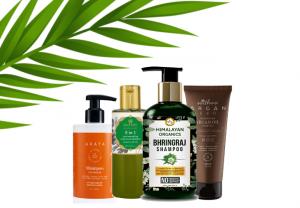 Best Shampoo in India Made in India Initiative