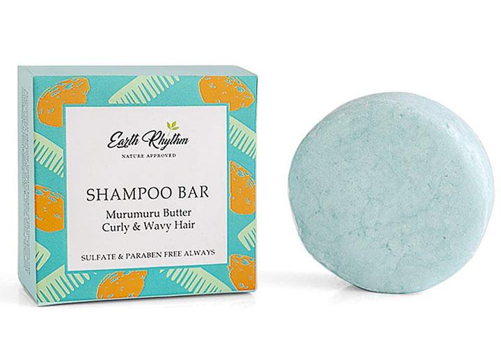 Earth Rhythm Murumuru Shampoo Bar Best Shampoos in India
