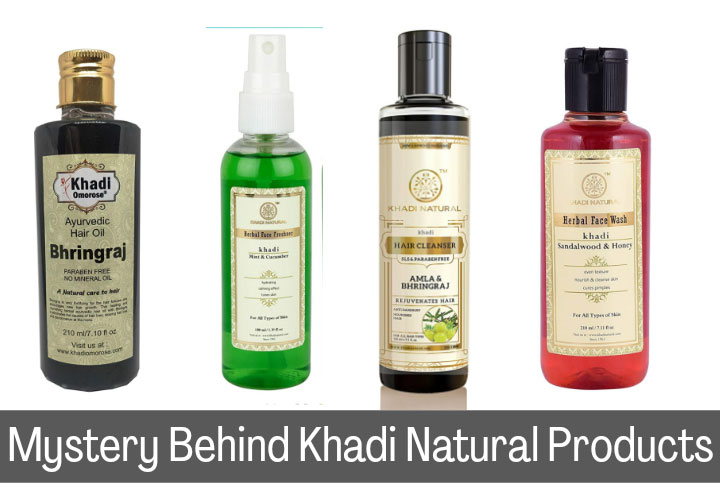 Mystery Behind the Key Ingredients of Khadi Natural Products