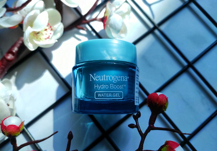 Neutrogena Hydro Boost Water Gel Review with Ingredient Analysis