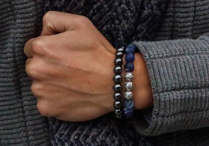 Azuro Republic's Bracelets for Men