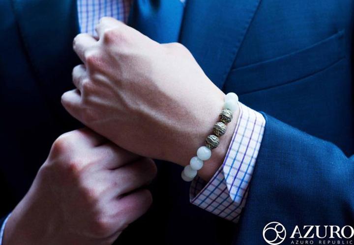 Azuro Republic's Gemstones Bracelets