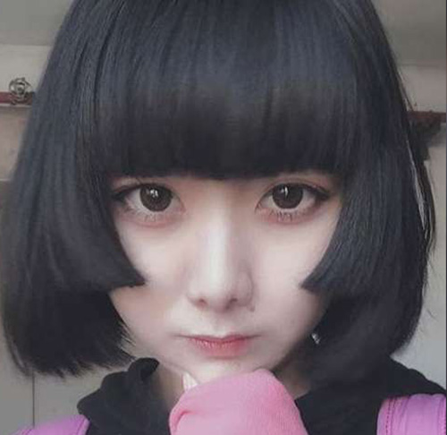 Baby Doll Hime Hair Cut for Your Little Princess