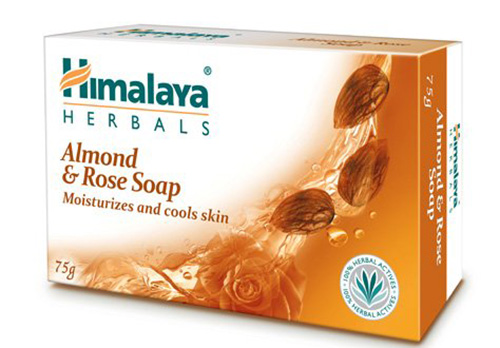 Himalaya Herbals Almond and Rose Soap Best Soap in India