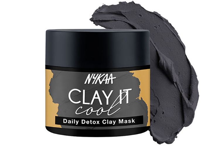 Nykaa Clay It Cool Clay Mask Best Nykaa Skincare Products