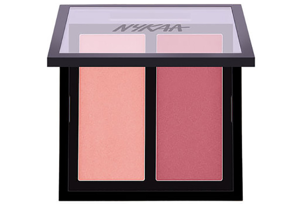 Nykaa Get Cheeky! Blush Duo Palette