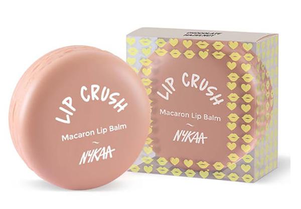 Nykaa Lip Crush Macaron Lip balm